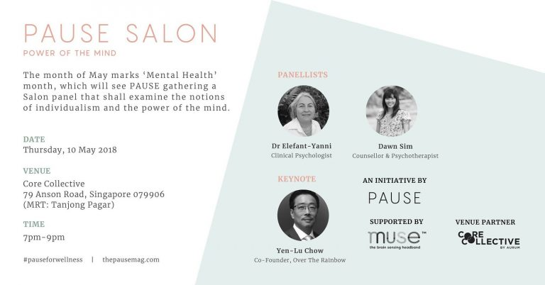 Mental Health Month Talk: Power of The Mind, May 10